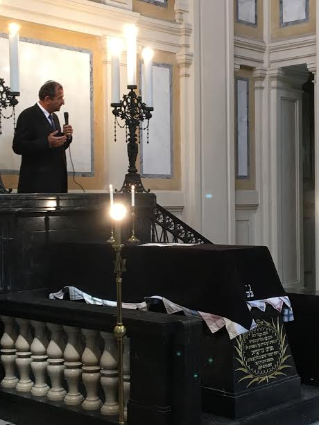 Fotografie z pohřbu Pavla Kohna