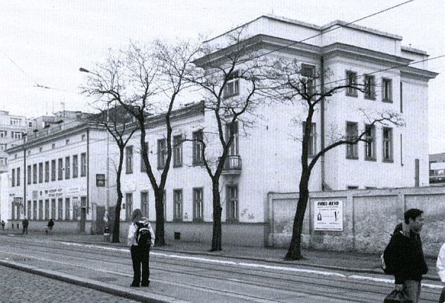 Prvorepubliková architektura