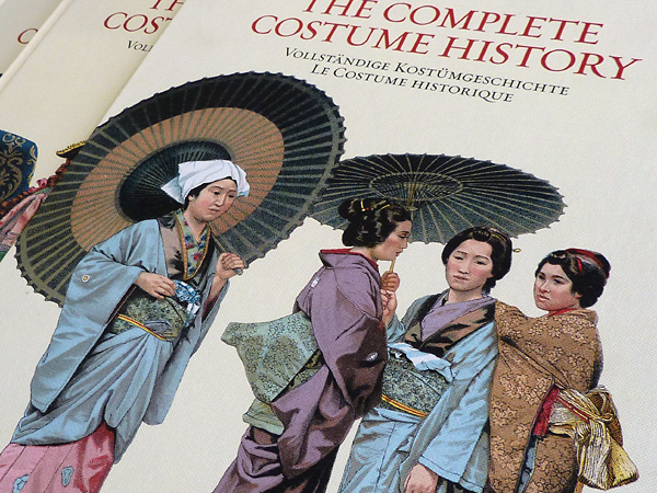 The Complete Costume History