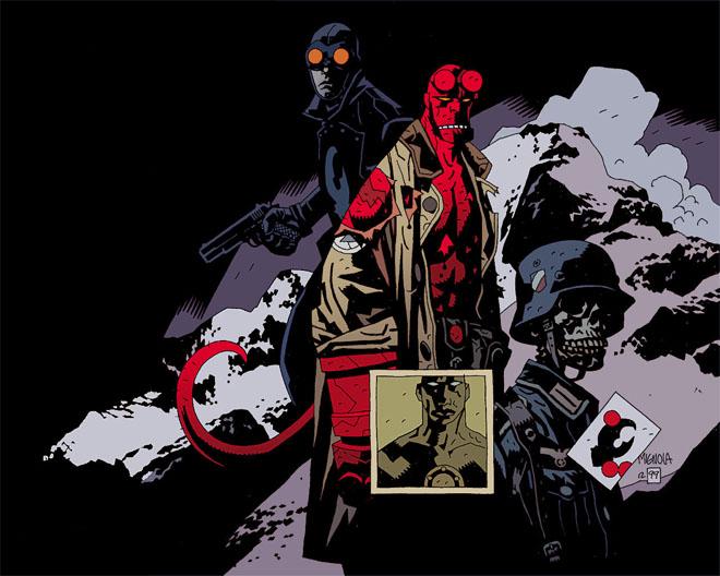 Hellboy (Mike Mignola)
