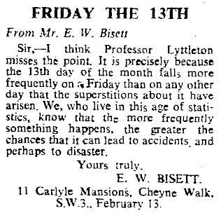 Dobová reakce na Prof. Lyttletona