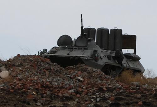 tank u Gori