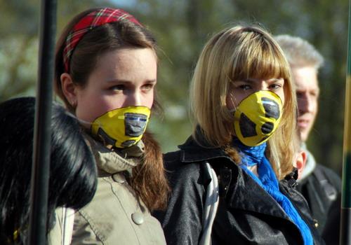 Roman Staněk, Černobylský pochod