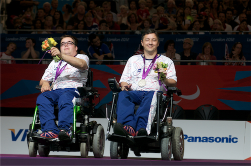 Stříbrní medailisté