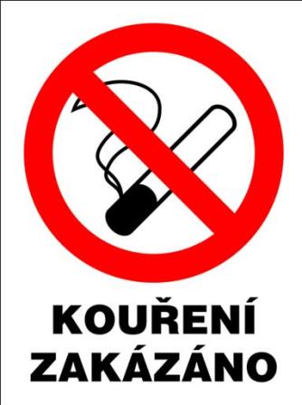 koureni zakazano