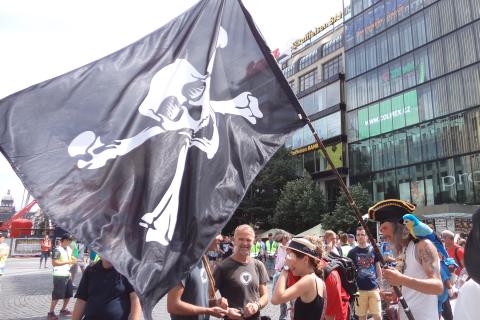 Piráti z Václaváku