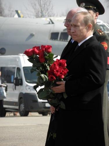 Putin a Bahr