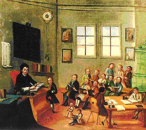 škola 1774