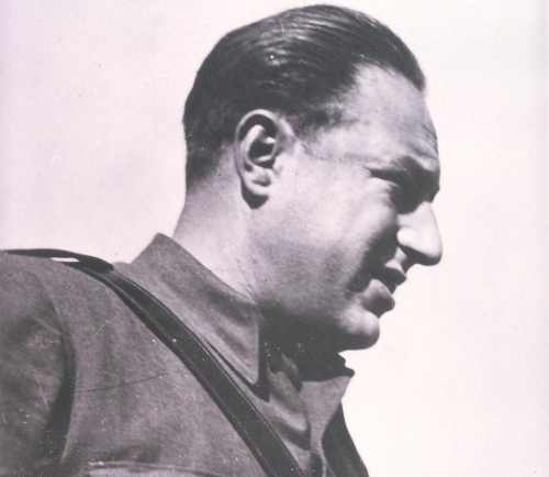 MUDr. František Kriegel ve Španělsku