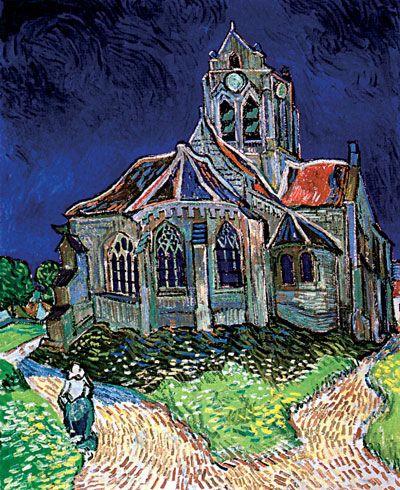Vincent Van Gogh Zahrada U Daubigny,Jusqu