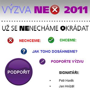 Výzva NEO 2011