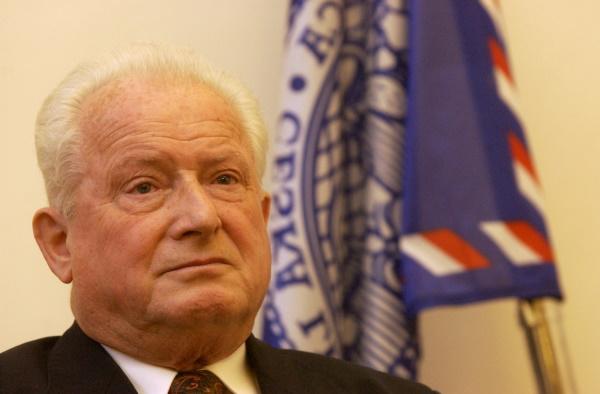 Zdeněk Ježek, foto: ČTK