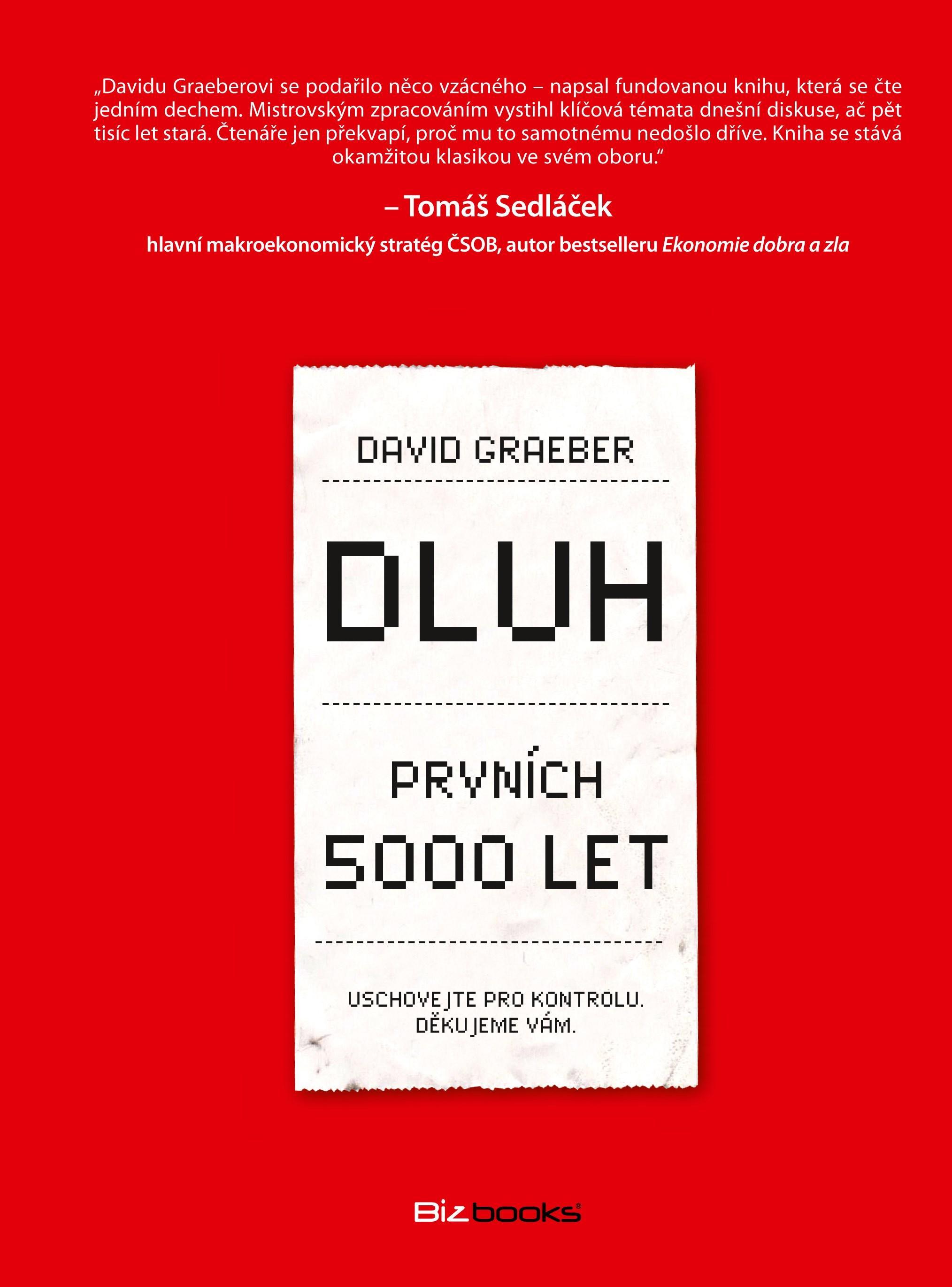 David Graeber: Dluh