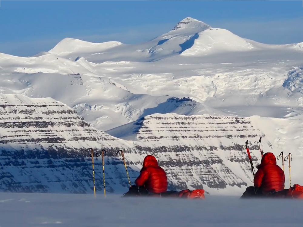 Ben Saunders jde po stopách nejslavnější polární tragédie