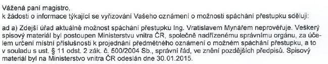 Informace z Uherského Hradiště