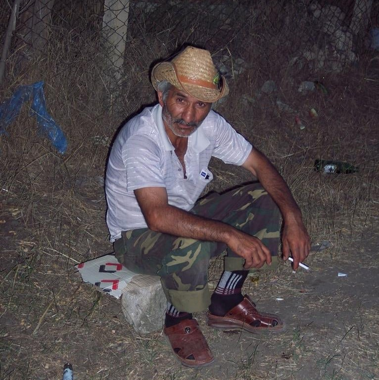 Válečný veterán Armen z války o Náhorní Karabach v devadesátých letech