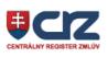 Centrálný register zmlúv na Slovensku za poslední měsíc zveřejnil smluvy za  647 589 643 €