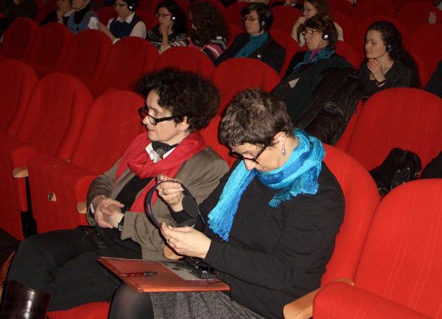 Z konference CEFRES, 17.2. 2011