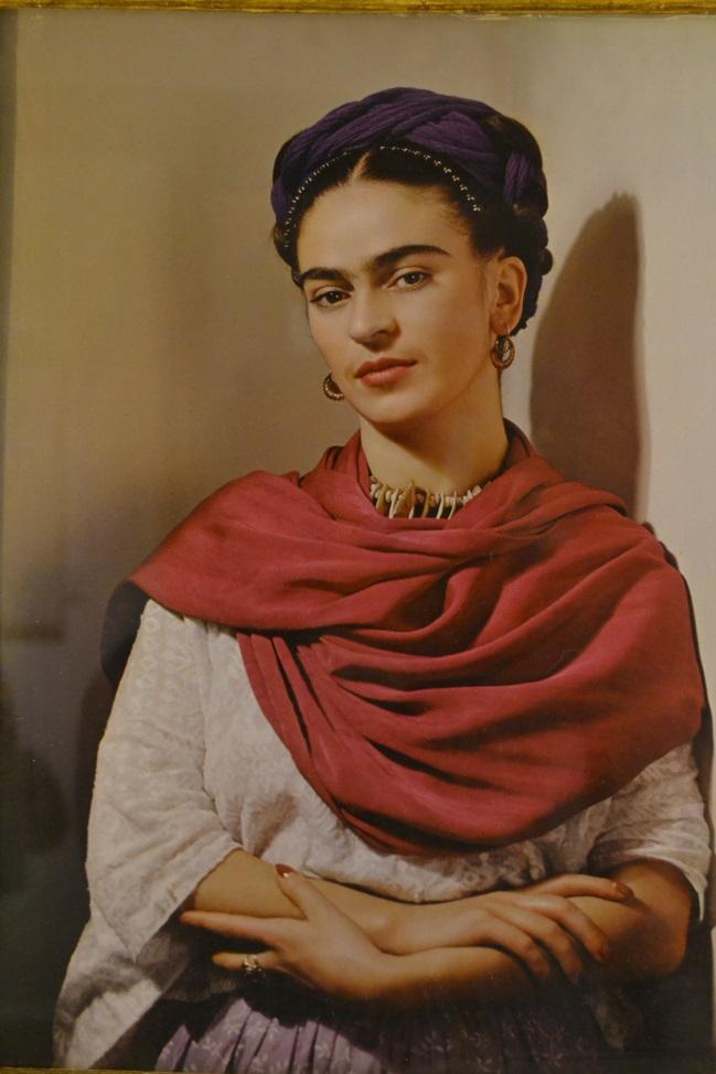 Frida Kahlo v New Yorku