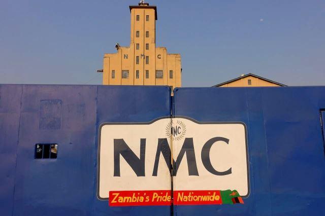 [Lusaka]Národní mlýn sídlí v centru města