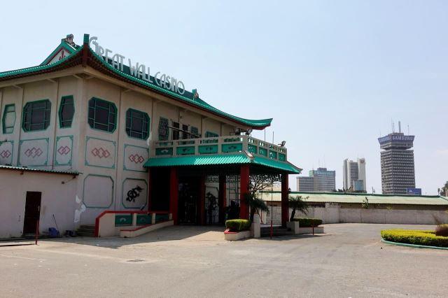 [Lusaka]Čínské kasino
