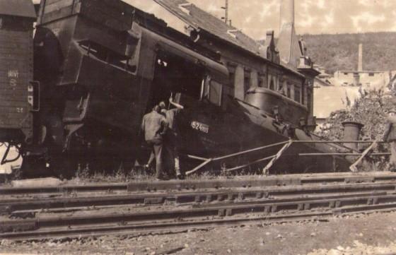 Na témže místě, 60. léta (foto se sbírky Letopisecké komise Radotín)