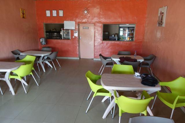 [Zimba]Nejlepší interiér, nejhorší jídlo