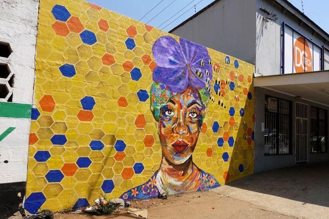 [Livingstone]Pouliční malba