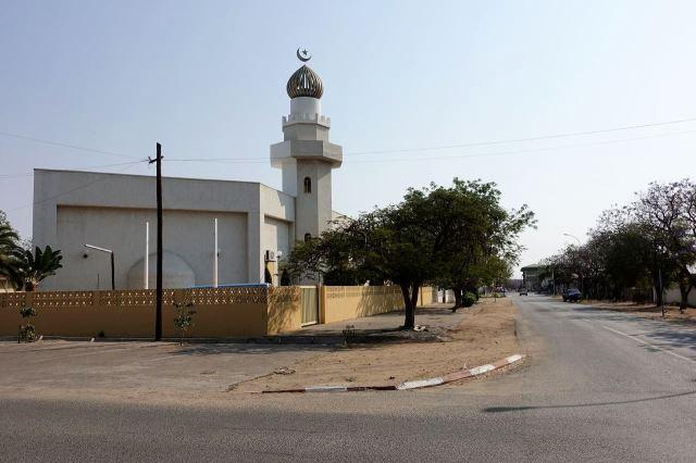 [Francistown]Mešita
