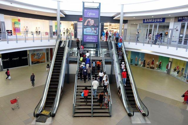 [Gaborone]Státní svátek byl příležitostí k nákupům