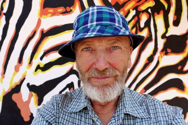 [Gaborone]Selfíčko s novým kloboukem