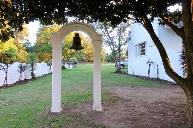 [Anford]Zvonička používaná při svatbách