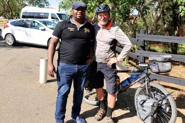 [Bourke's Luck Potholes]Černý Vašek ze Zimbabwe