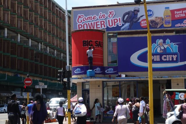 [Durban]Chystá se velký výprodej