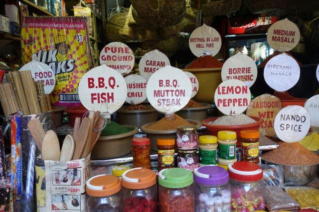[Durban]Viktoria Market - krámek s kořením