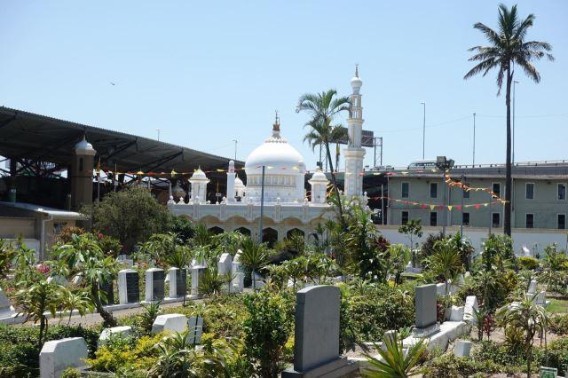 [Durban]Muslimský hřbitov