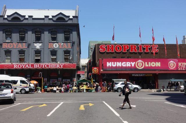 [Durban]Obrázek z města - supermarket Shoprite