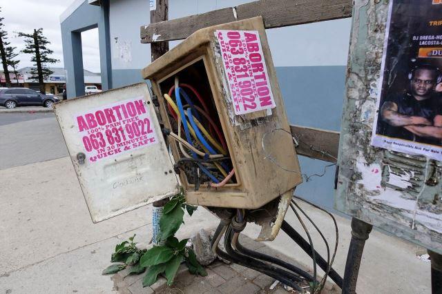 [Dutywa]Nabídku na potraty najdete v JAR skoro všude