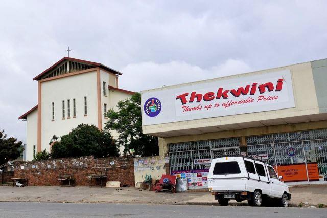 [Dutywa]Katolický kostel