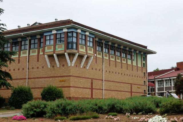 [Fort Hare]Univerzitní budova