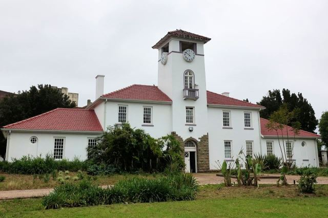 [Fort Hare] The Christian Union Hall na univerzitě Fort Hare