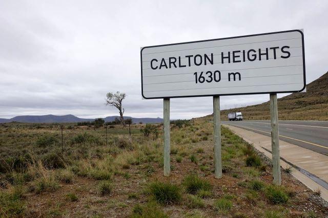 [Carlton Heights]Vrchol stoupání