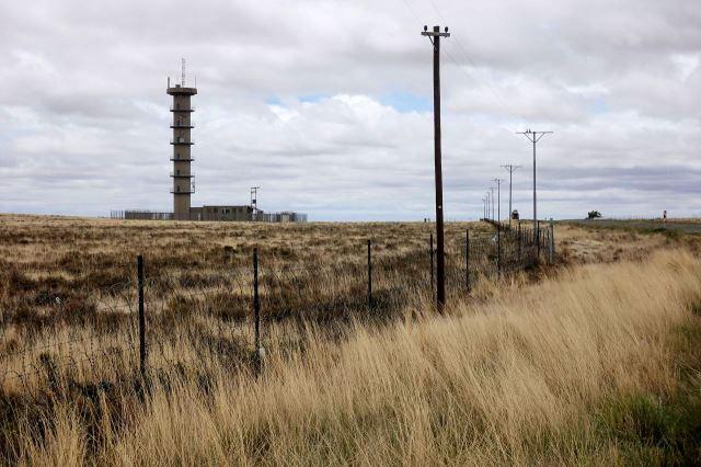 [S od Noupoort]Typizovaná komunikační věž