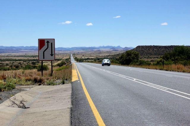 [S od Colesberg] Silnice N1