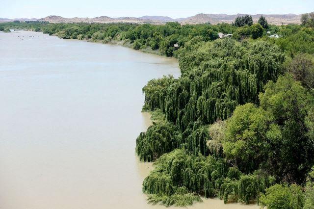 [S od Colesberg] Orange River