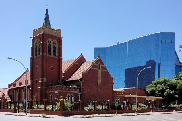 [Bloemfontein] Baptistický kostel