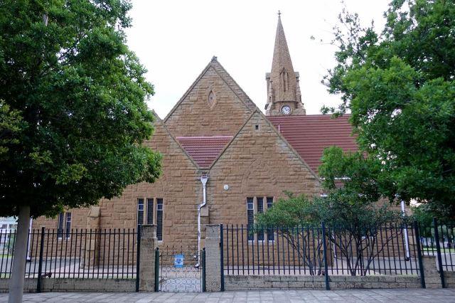 [Winburg] Kostel na náměstí