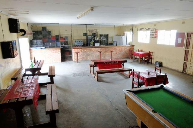 [Ventersburg] Africká hospoda čeká na hosty