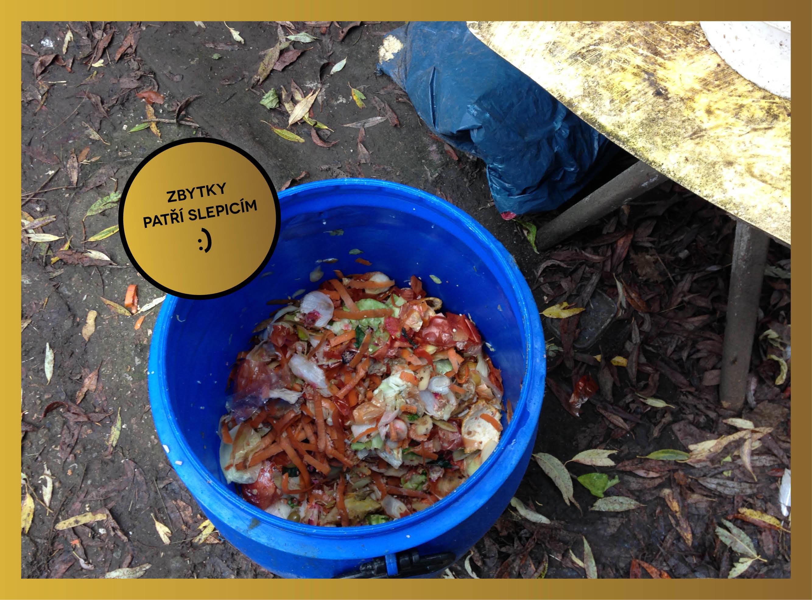 Big lavorek No1 /Food waste