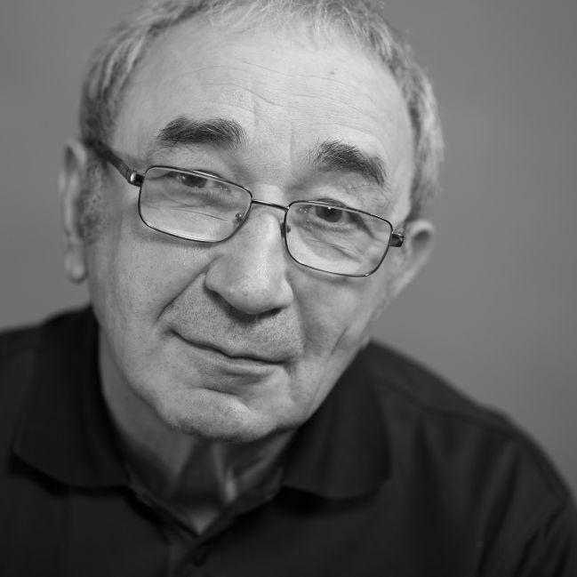 Arsenij Roginskij (foto Tomasz Kizny)